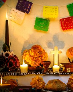 day of the dead, coping with losing Mom